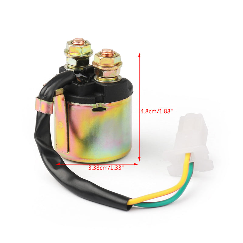 Starter Solenoid Relay Ignition For Honda TRX125 85-86 ATC200 TRX 200 300 Generic