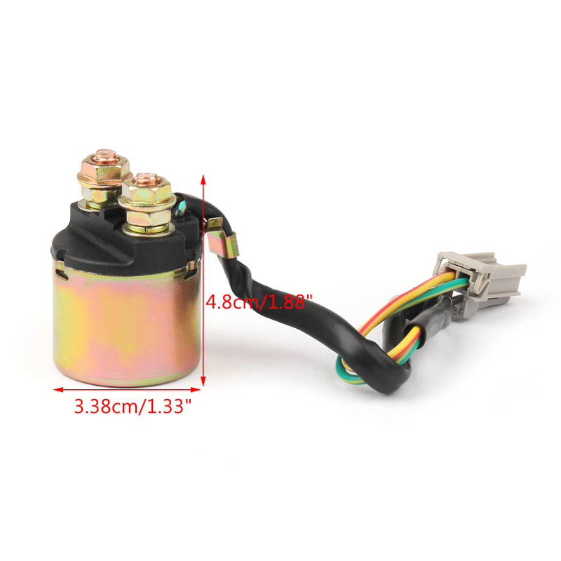 Starter Solenoid Relay Ignition For Honda 35850-HL1-A01 Big Red 700 MUV700 09-13 Generic