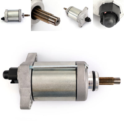 Electric Starter Motor for Honda TRX420 Rancher 420 2007-2017 AT DCT 2014-2017