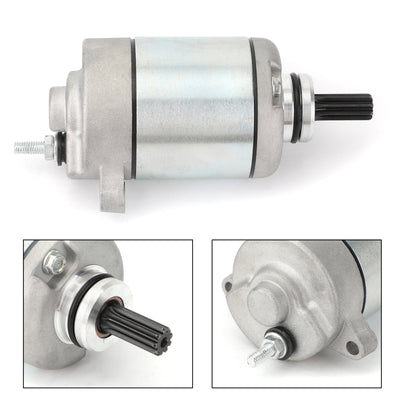New Starter PMDD CCW 9-Tooth 12V For Honda CRF125F CRF125FB 14-17 31200-K28-911