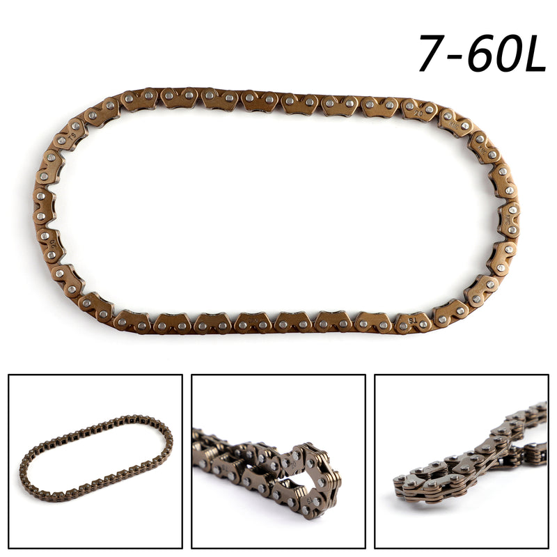 Timing Cam Chain 114L For Honda TRX450R 2x4 Sportrax 2004-2005 14401-HP1-671 Generic