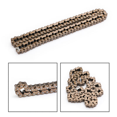 Cam Chain 128 Links For Suzuki GSXR 600/750 97-99 Intruder 600/700/800 VZ800