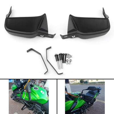 Hand Guard Shells Protector Kit For Kawasaki Z900 2017 Versys 650 Versys 1000