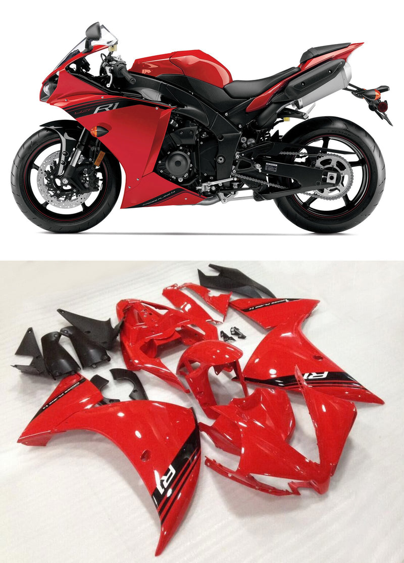 Bodywork Fairing ABS Injection Molded Plastics Set For YZF 1000 R1 (2013-2014) 10 Color Generic