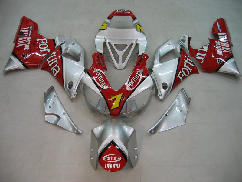For YZF 1000 R1 (1998-1999) Bodywork Fairing ABS Injection Molded Plastics Set 12 Color