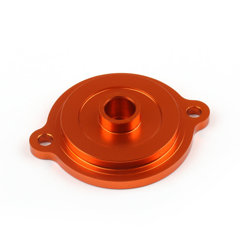 CNC Aluminium Engine Oil Filter Cover Cap For KTM Duke RC 125 200 390 Generic