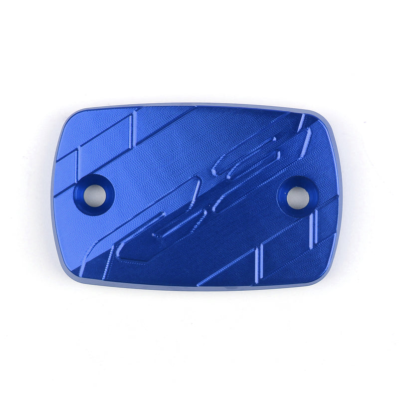 CNC Aluminum Front Brake Reservoir Cover Cap R3 For Yamaha YZF-R3 215-216
