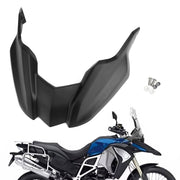 Motorcycle ABS Front Fender Beak Extension For BMW F650GS F800GS 2008-2012