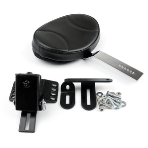 Adjustable Driver Rider Backrest For Touring models Road King Street Glide