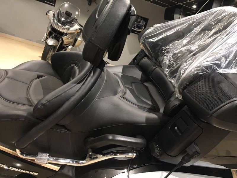 Outside Mount Mustang Drivers Backrest For Honda GL1800A GL1800 Gold Wing Generic