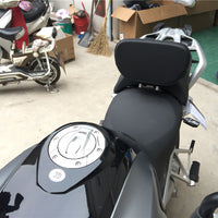Front Driver Seat Rider Backrest Pad For 2013-2016 BMW R1200GS ADV