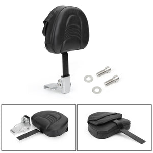 Front Driver Backrest For Victory High Ball Vision Tour Softail FXSTC 10-19