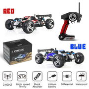 Wltoys A959 1/18 Scale 2.4G 4WD RTR Off-Road Buggy Electric RC Car Gift