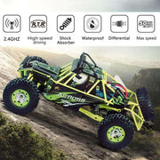 WLTOYS 12428/12429 1/12 SCALE 2.4G 4WD ELECTRIC BRUSHED CRAWLER RTR RC CAR AUTO GIFT