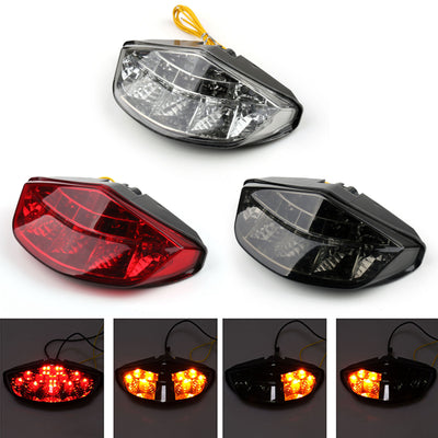 Generic Integrated LED Tail Light Turn signals For DUCATI Monster 696 795 796 1100