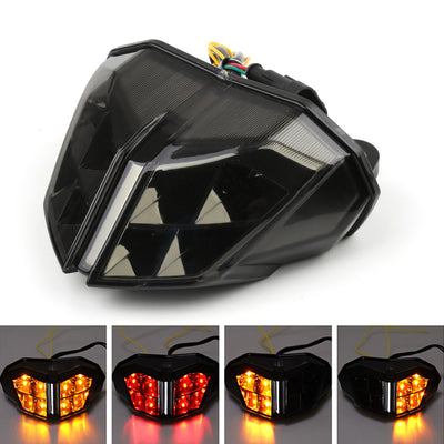 Generic Integrated LED Tail Light Turn signals For DUCATI Streetfighter 848 1100