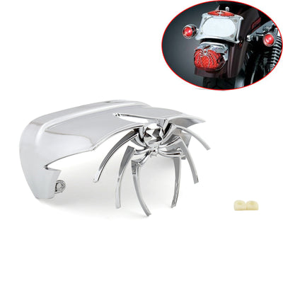 Spider Rear Tail Light Cover For Harley Davidson Low Rider FXDL Classic FLHTC