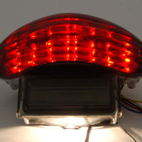 Integrated LED TailLight For Suzuki GSXR1300 (99-07) Katana 600/750 2 Color