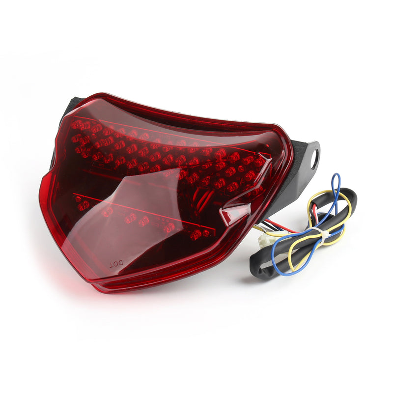 Integrated LED TailLight For Suzuki GSXR 600/750 (04-2005) 2 Color Generic