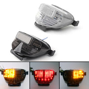Integrated LED TailLight Turn Signals Suzuki GSXR 600/750 00-03 GSXR1000 01-02 C