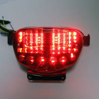 Integrated LED TailLight For Suzuki GSXR 600/750 (00-03) GSXR1000 (01-02) 2 Color