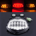 Integrated LED TailLight Turn Signals Kawasaki Ninja 25R EX25 28-212 Smoke