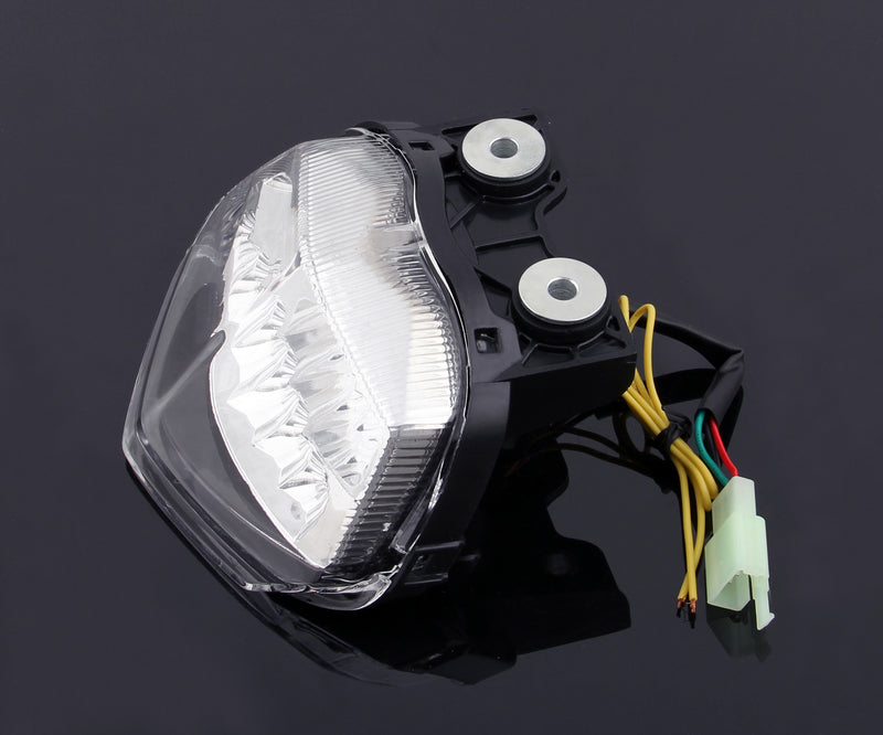Integrated LED TailLight For Kawasaki Ninja 250R EX250 (08-2012) 2 Color Generic