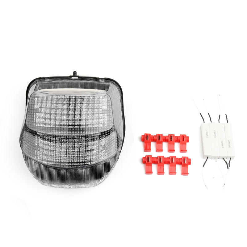 LED Taillight + Turn Signals For Honda CBR1100XX (99-2006) 2 Color Generic