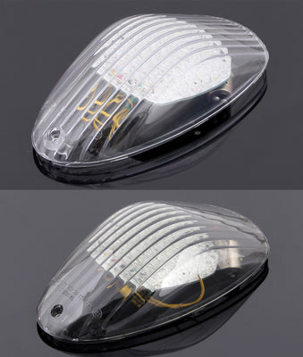 Taillight integrated Turn Signals Kawasaki Meanstreak 900 Classic /LT/Custom C