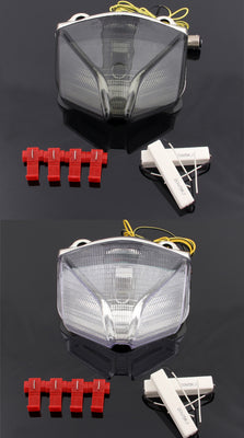 Clear LED Taillight + Turn Signals MV Agusta Sprada F4 F1000 Brutale Strada