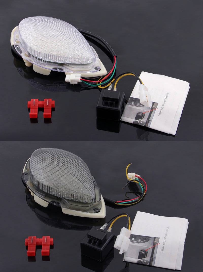 LED Taillight integrated For Yamaha Roadstar (04-2008) 2 Color