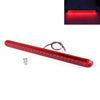 Universal 23 LED Rear Light Bar Stop Turn Tail 3rd Brake Light For Bus 971-R