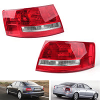 OEM Led Tail Light Cover Left Driver'S Side For 05-08 Quattro Audi A6 S6 C6