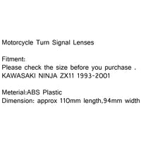 Rear Turn Signals Light Lenses For KAWASAKI NINJA ZX11 (93-01)