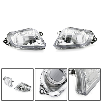 Front Turn Signals For Lens Honda CBR1100XX (1999-2006) 2 Color