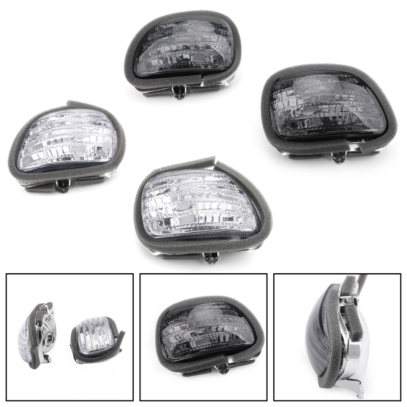 Front Turn Signals For Lens Honda GL1800 Goldwing (01-2010)