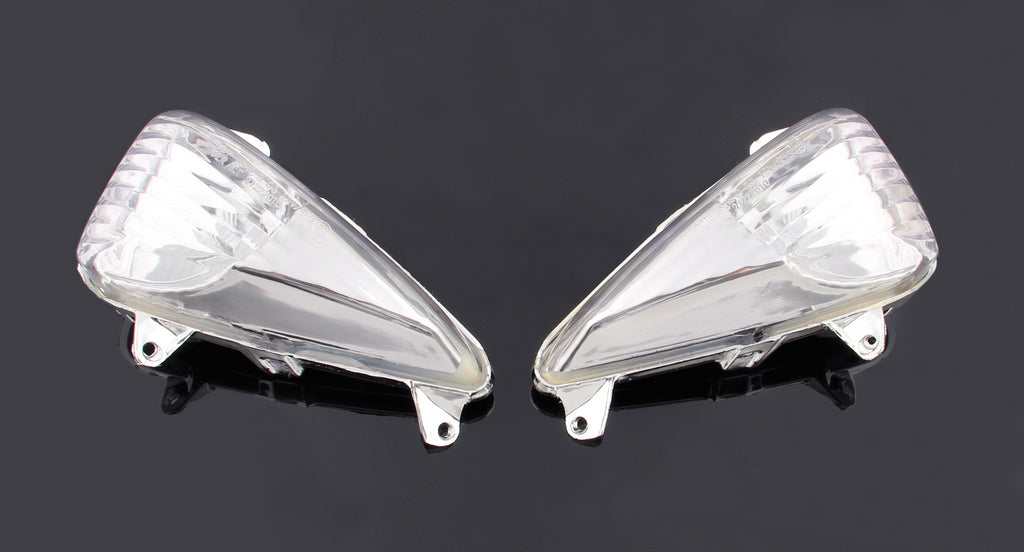 Front Turn Signals Lens For Honda CBF600S VARADERO 1000 All Year Clear