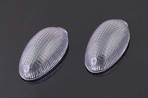 Front Turn Signals Lens For Ducati Monster (06-2010)
