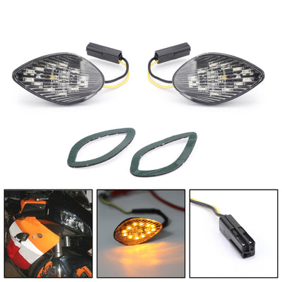 Turn Signals For Honda CBR 1000 RR Flush Mount (2004-2005)