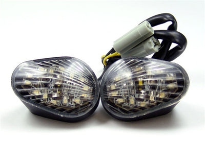 Turn Signals For Yamaha YZF R6 R6S Flush Mount (03-2007)