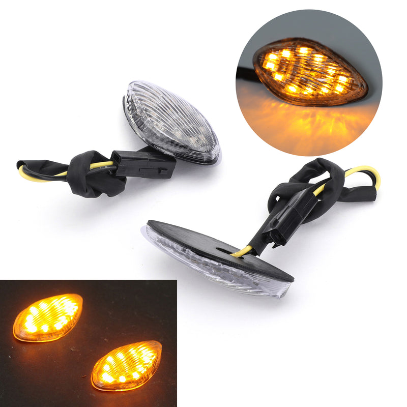 Turn Signals For Honda CBR 600 F3/F4/F4i CBR 600 1000 RR CB 919, 2 Color Generic