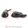 Turn Signals Euro For Honda Suzuki Kawasaki Yamaha, 2 Color