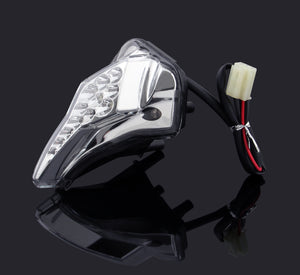 LED Rear Night Running lights For Yamaha YZF 600 R6 2008-2013 Clear