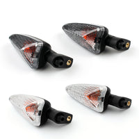 Universal Short Stalk turn Signals Indicators For BMW S1000RR 2010-2014 Clear