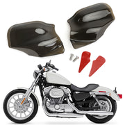 Mid-Frame Air Heat Deflector Trim Accents Shield For Sportster 14-18 XL 883 1200