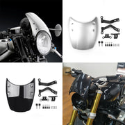 ABS Windshield Windscreen Headlight Fairing Suit For BMW R Nine T 2014-2017