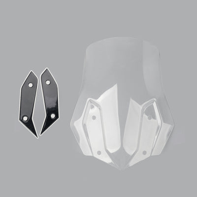 New Motobike ABS Plastic Windshield Windscreen For BMW R1200GS 2013-2017