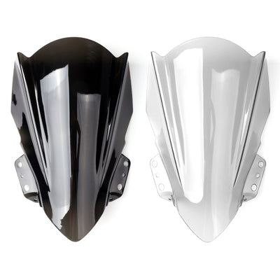 ABS Motorcycle Windshield Windscreen For Kawasaki Ninja 250SL 2015-2017