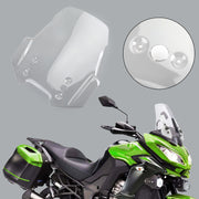 ABS Windshield Windscreen For Kawasaki 2015-18 Versys 650 1000 KLE650 KLZ1000