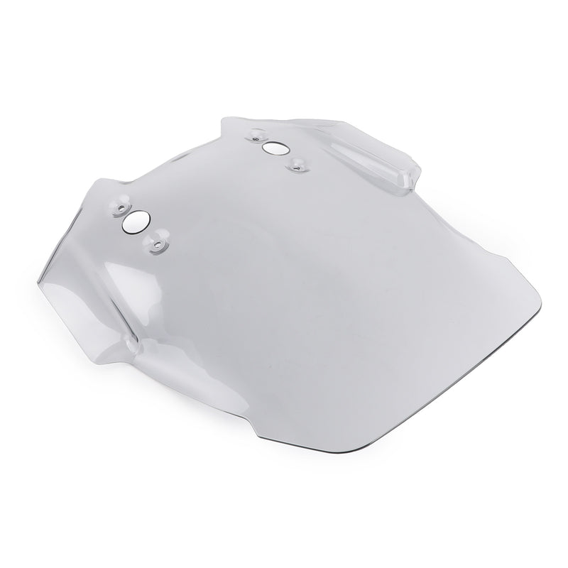 ABS Windshield Windscreen For Kawasaki 2015-18 Versys 650 1000 KLE650 KLZ1000 Generic